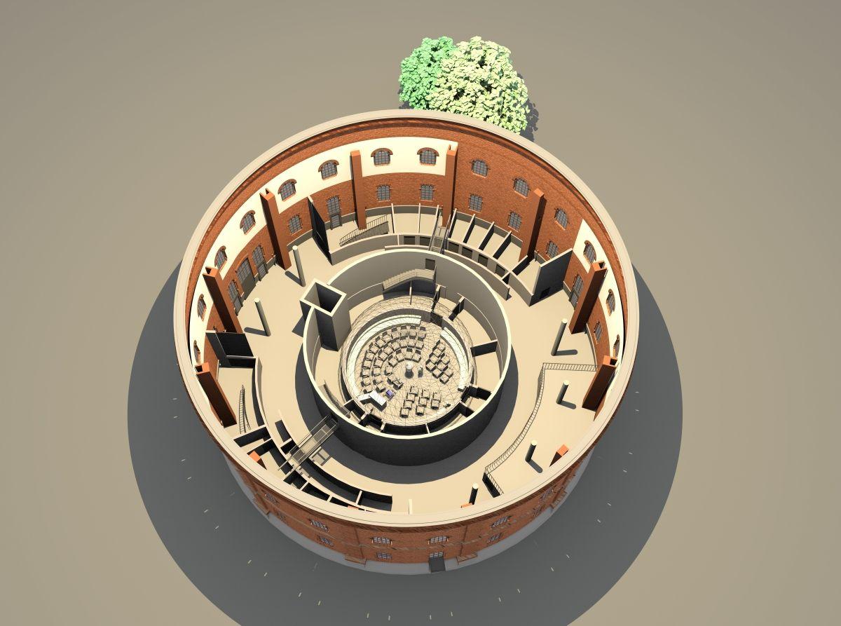 Das neue Planetarium Halle (Saale). © Stadt Halle (Saale) / RKW Architektur+.