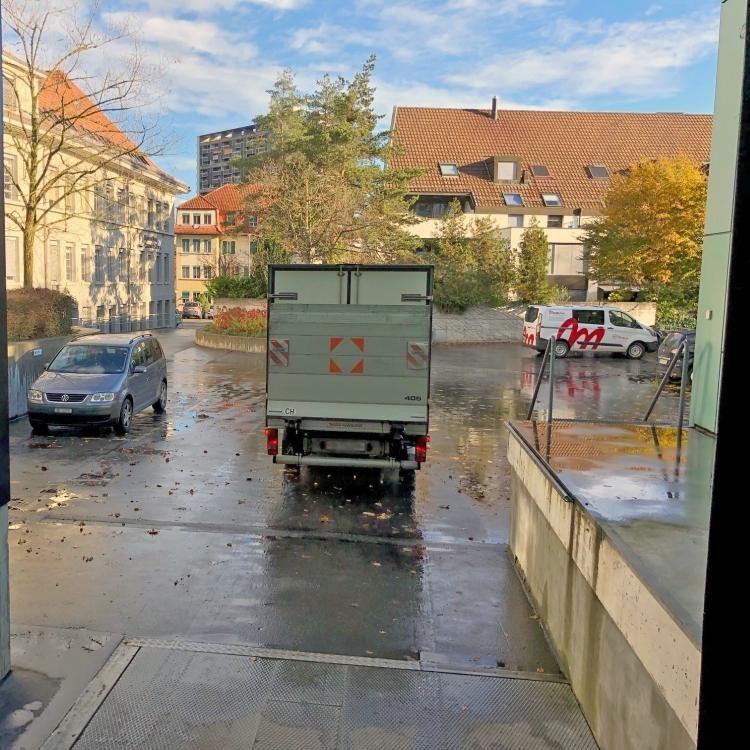 ...und die Reise kann beginnen! © Archäologischer Dienst des Kantons Bern, Ulrich Winkelmann.