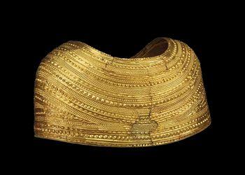 Das Cape von Mold. © The Trustees of the British Museum.